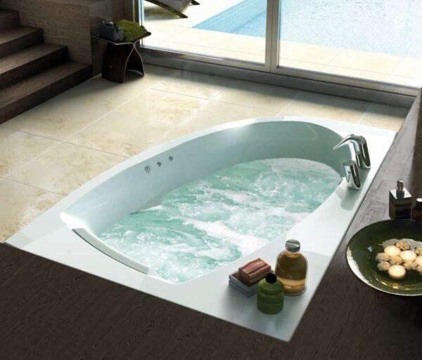 1 baignoire-balneo