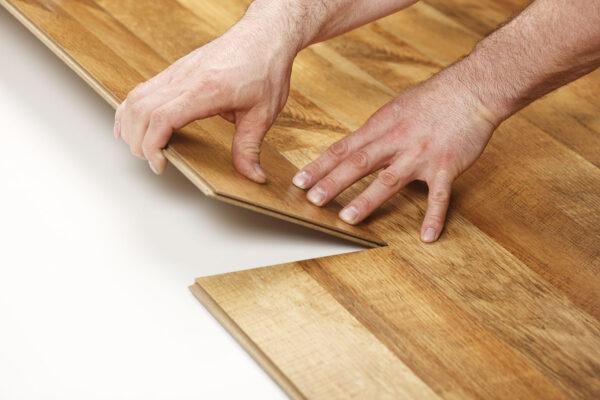parquet en bois revêtement de sol