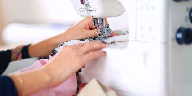 Bien préparer son tissu avant de passer à la machine