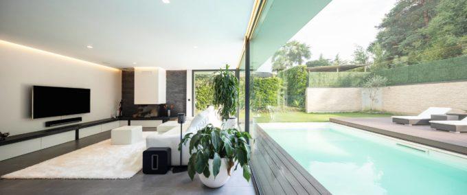 Le pool house : un indispensable à tout possesseur de piscine