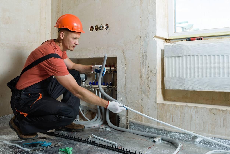 plombier réparation intervention