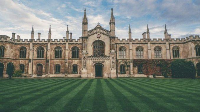 La belle pelouse d'un chateau