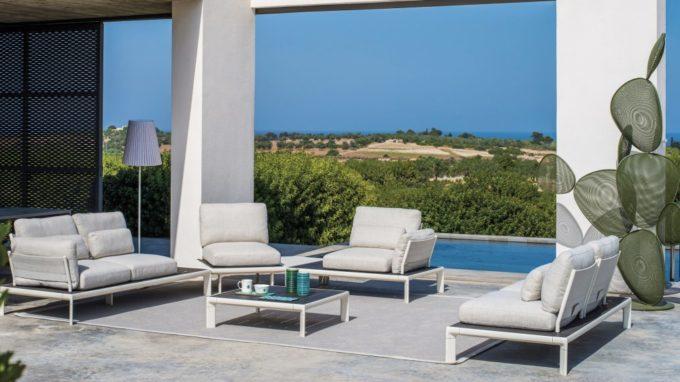 Chaises et tables pour un jardin et une terrasse confortables