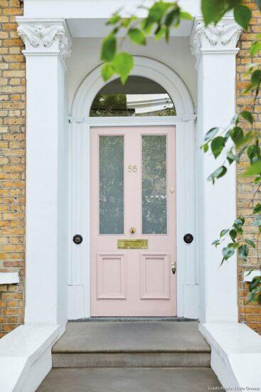 Décorez votre maison avec des portes shabby chic dans une touche contemporaine