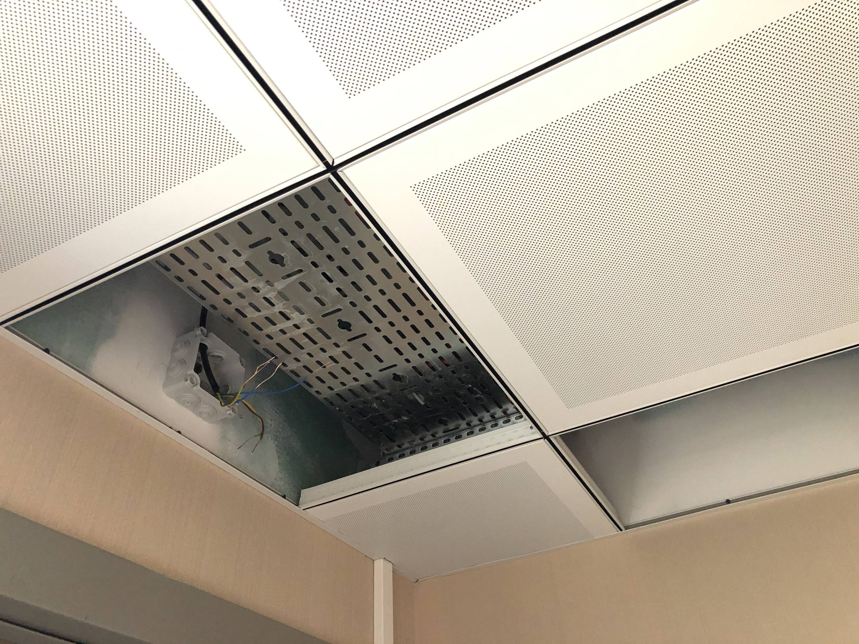 installation climatiseur gainable