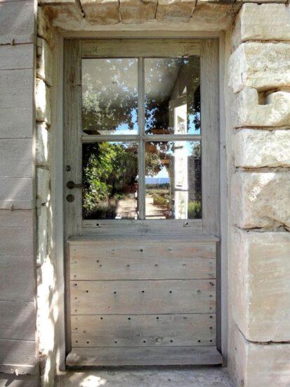 portes de style provençal