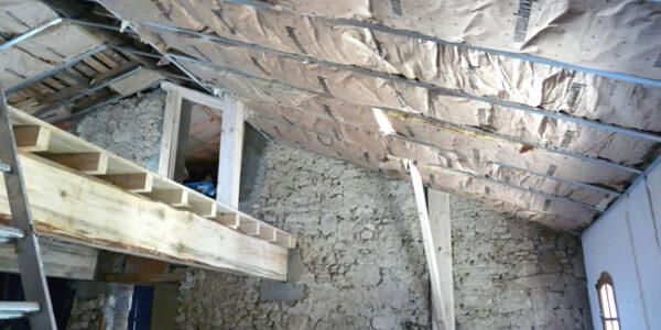 La législation pour la construction d'une mezzanine