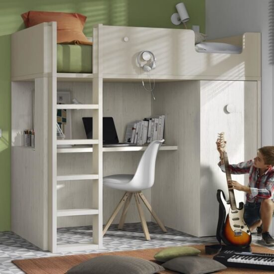 mobilier de mezzanine