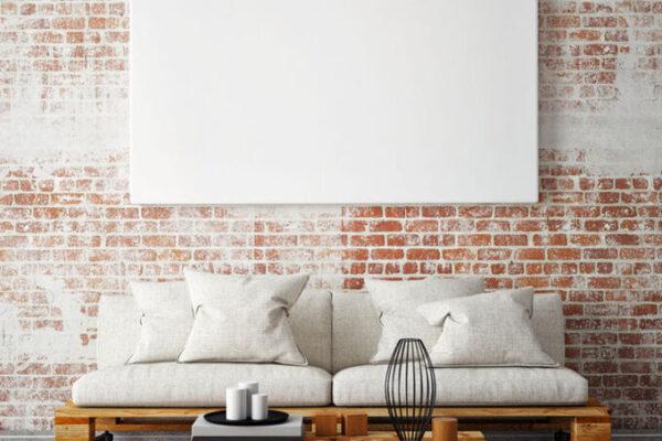 Fixation du mobilier contre le mur avec colle epoxy