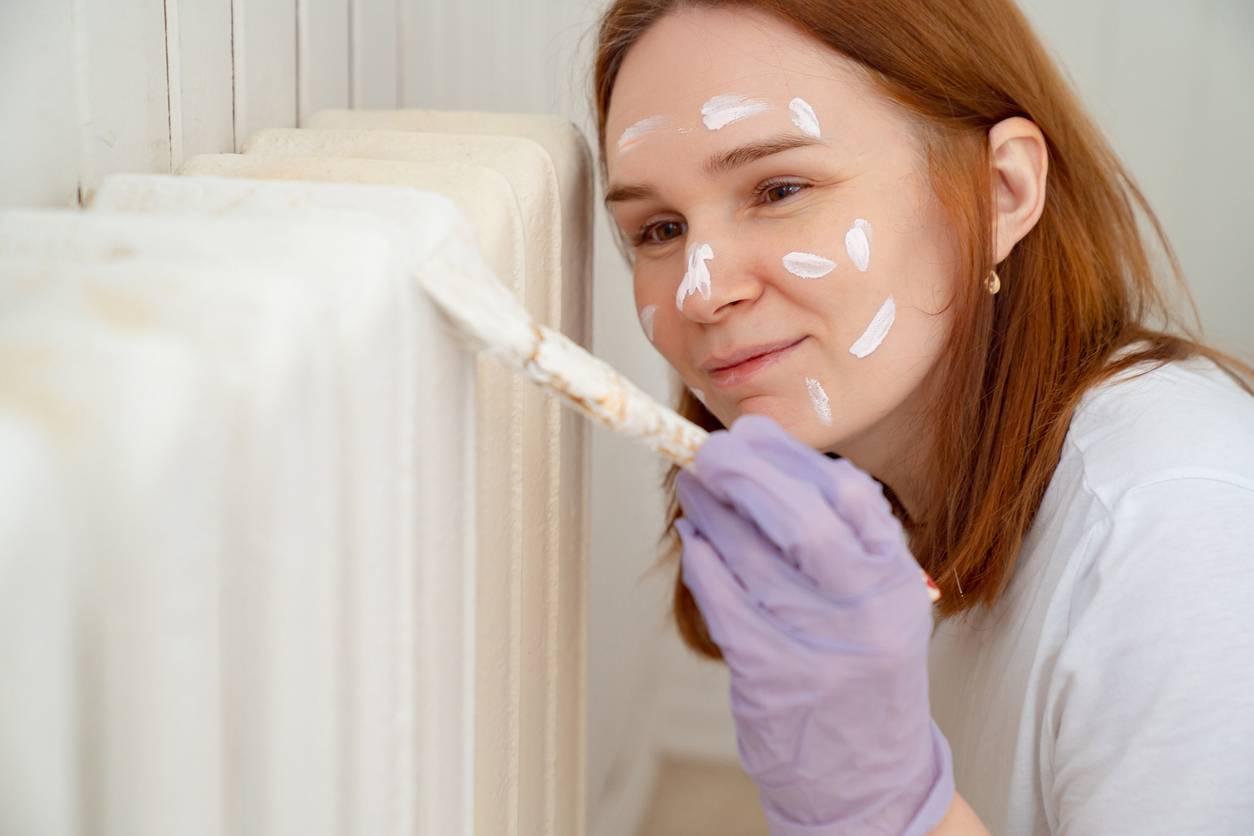 comment décaper un radiateur en fonte ?