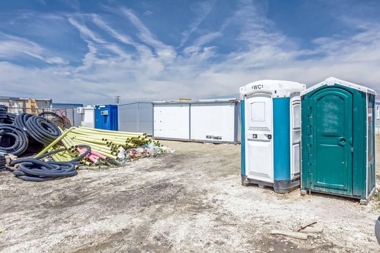 location de toilette de chantier