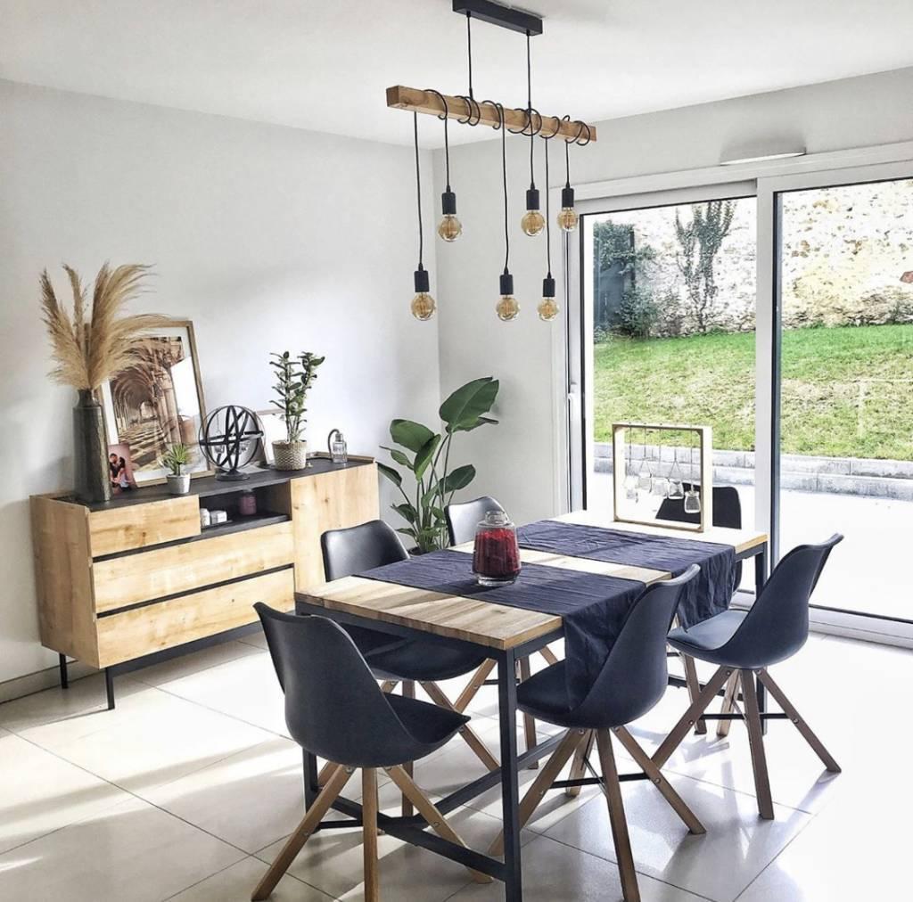 décoration avec meubles d'occasion