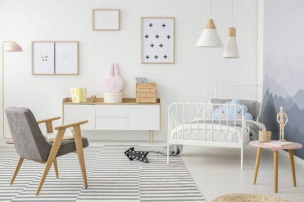 comment décorer la chambre de votre enfant ?