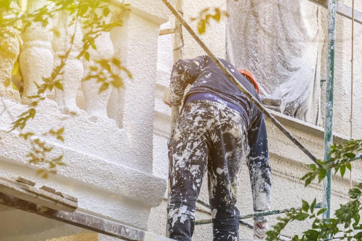 entreprise de peinture et de ravalament de façade