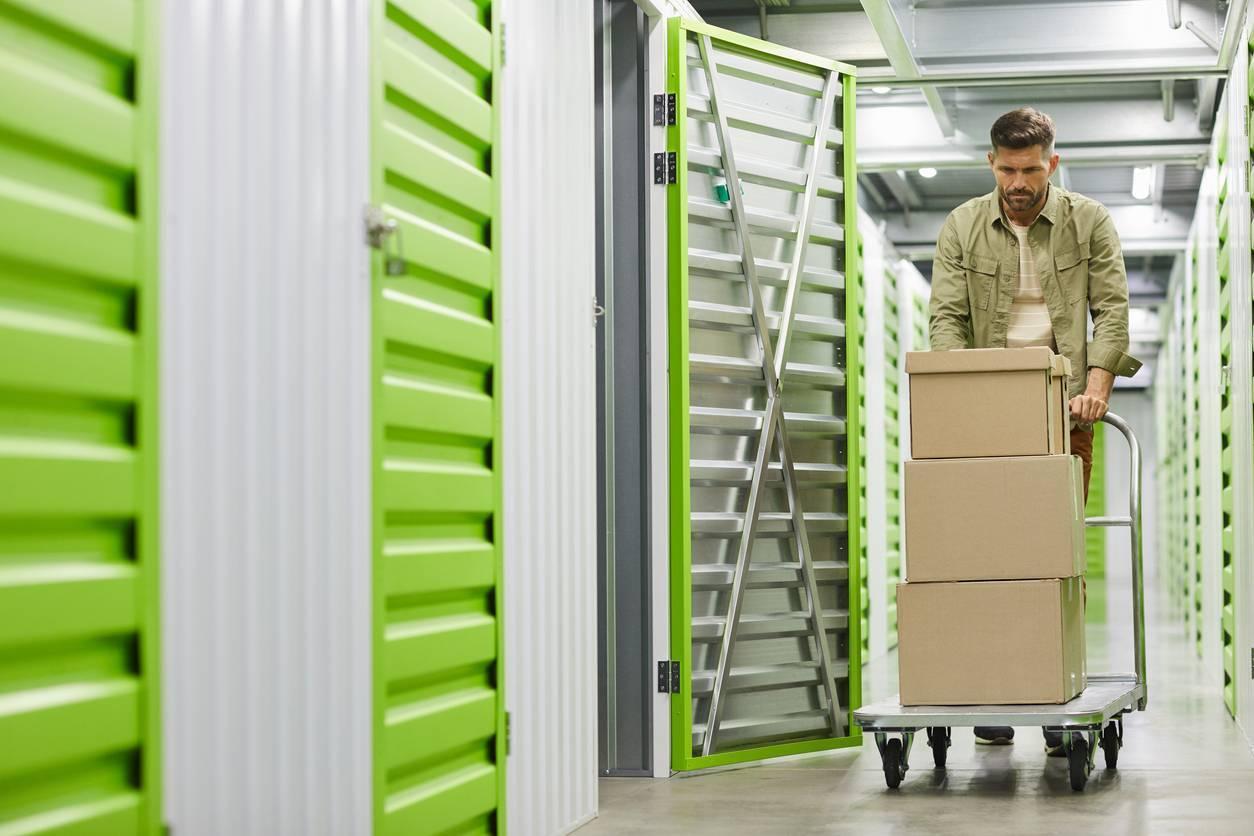 Un box de stockage pour vos meubles