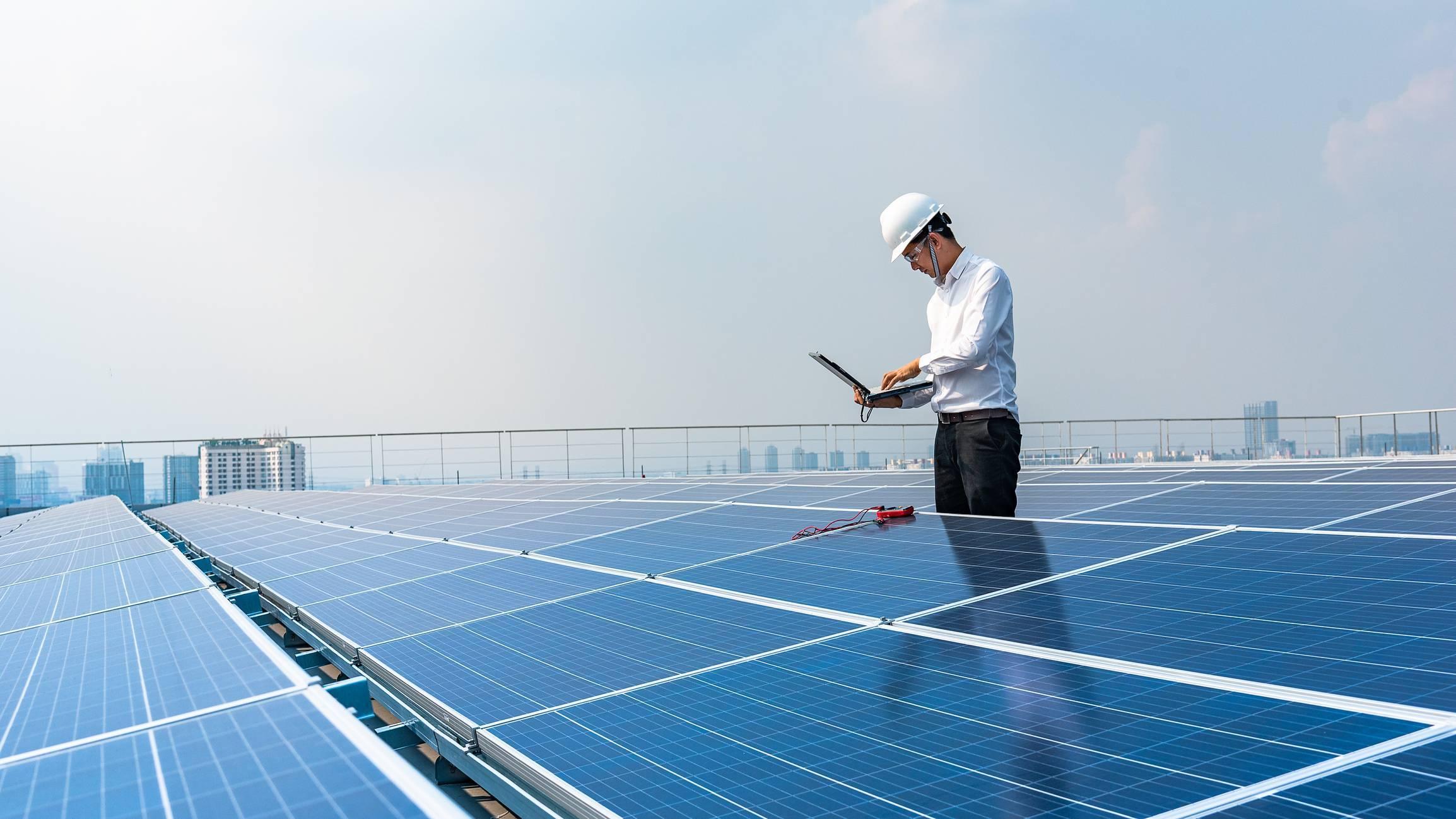 financement pour un projet de panneaux photovoltaïques