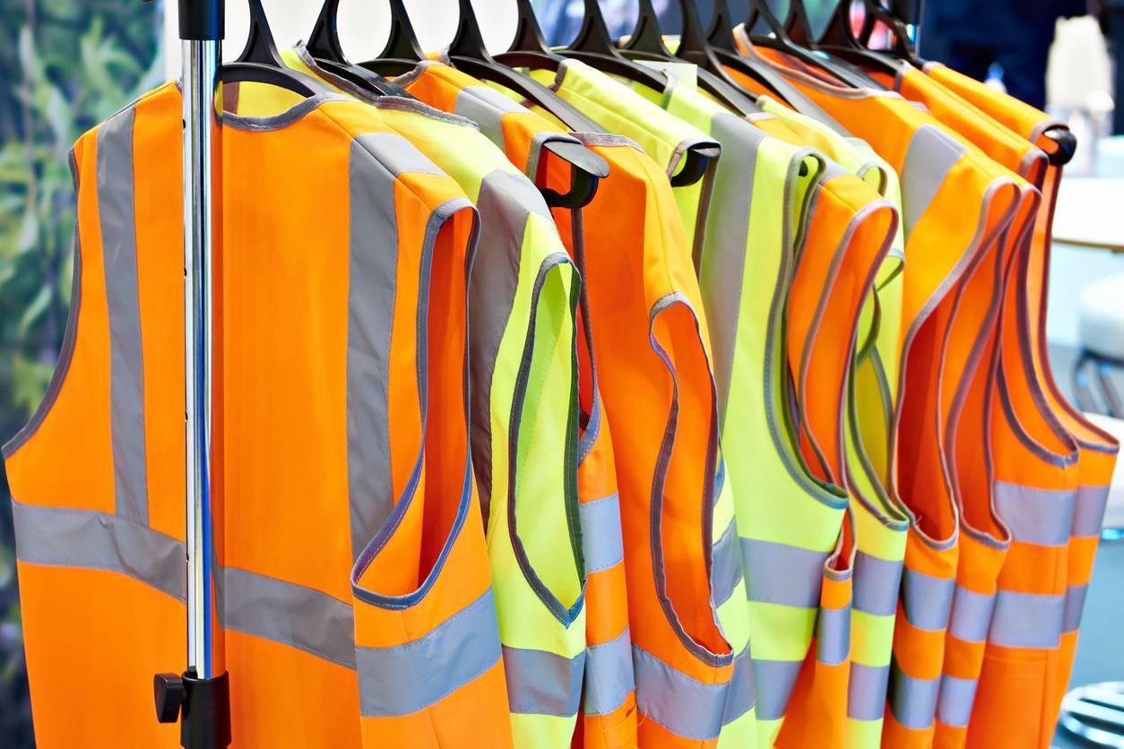 vêtements de chantier, responsabilité employeur