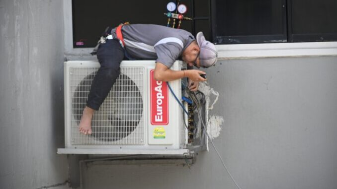 réparer climatisation